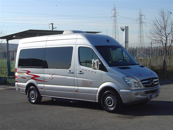 Minivan Mercedes Sprinter